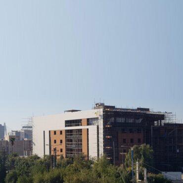 ساختمان اداری سازمان مدیریت و برنامه ریزی اهواز