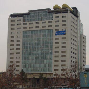 ساختمان مرکزی وزارت علوم،تحقیقات و فناوری